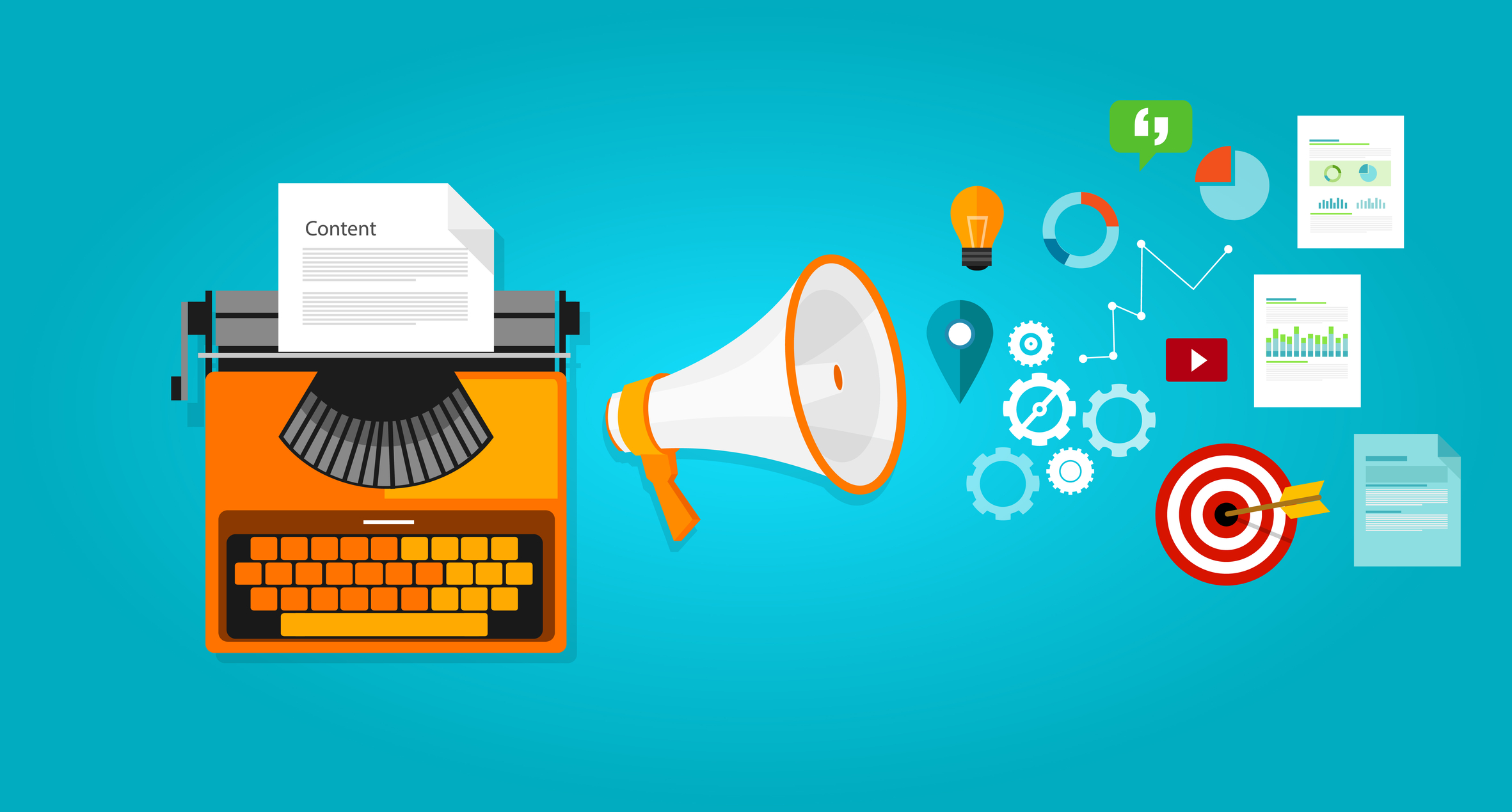 Il Content Marketing e le sue forme