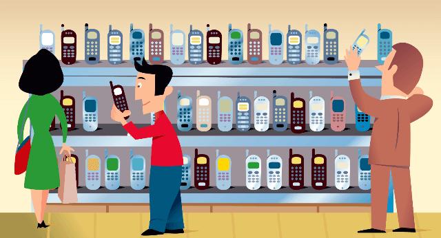 Acquisti mobile